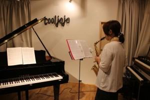 【cooljojo jazz+art】 ジャズ・ピアノ&ヴォーカル・クラス