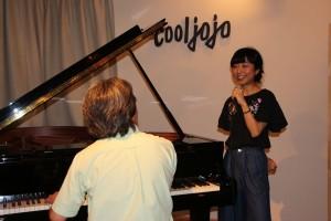 cooljojo ジャズ・レッスン 2017.08.08(15)