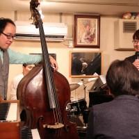 堀秀彰Trioスタジオライヴ 2017.11.05