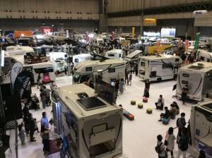 TOKYOキャンピングカーショー2020