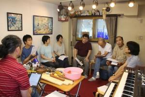 音の体験講座