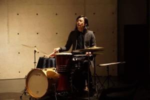 白石美徳ドラム