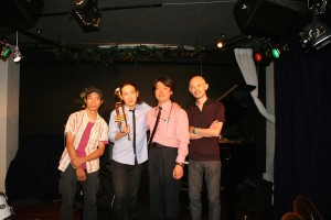 Bridgetone Jazz Live at【沙羅】