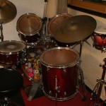1Fロック・ドラム