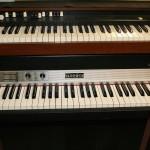 1F Rhodes Mark Ⅰ& Organ CX-3