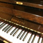 2F ビンテージ大橋ピアノ