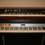 3F Rhodes Mark Ⅰ88 & Organ CX-3