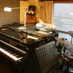 3F ピアノ& Eドラム